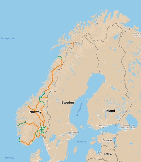 norway-rail-existing-nocities-2016-10-04 by Michael Hicks, on Flickr