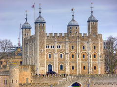 Лондонский Тауэр. The Tower Of London_London_Apr13