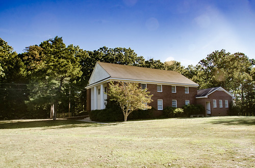Shiloh Methodist Church and Cemetery Antreville