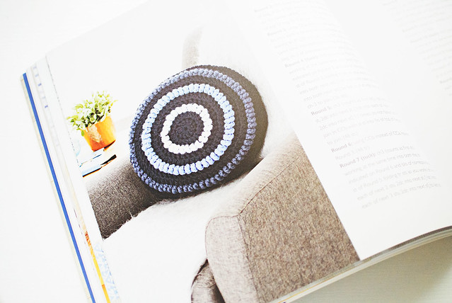 Crochet Therapy: pillow