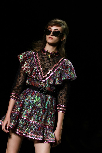 NYFW SPRING-SUMMER 2017- SNEAK PEEK ANNA SUI 004