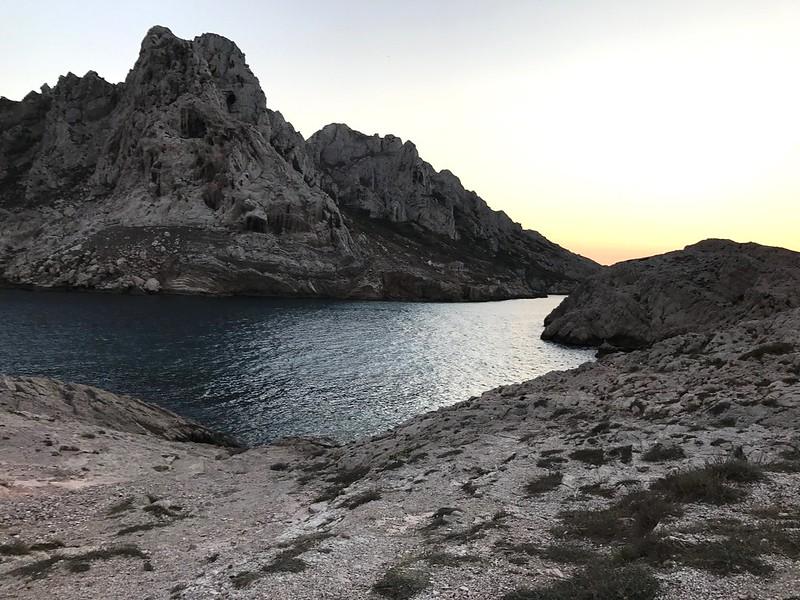 Les Goudes - Marseille - L'île Maîre