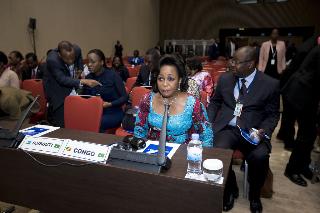 Congo First Lady