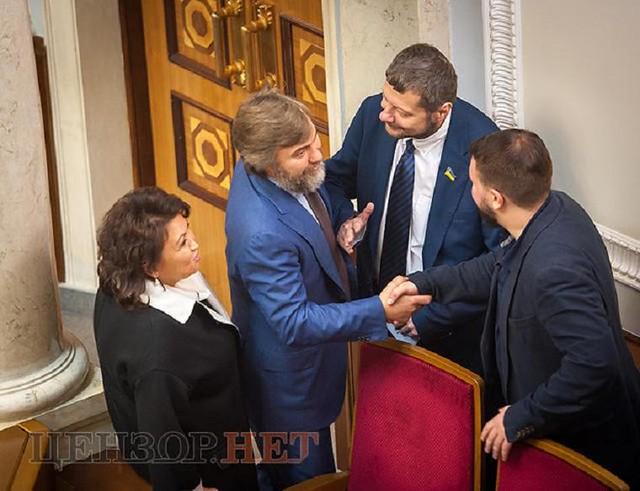 Два обличчя Лозового або Що поєднує нардепа «радикала» із «агентами Кремля»?