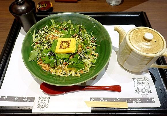 日本史努比茶屋京都必吃錦市場21