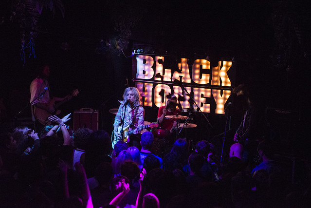Black Honey - Mama Roux's - 10/10/2016