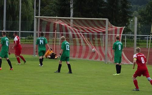 Einheit Tessin II 8:0 SV 90 Lohmen (Kreisliga)