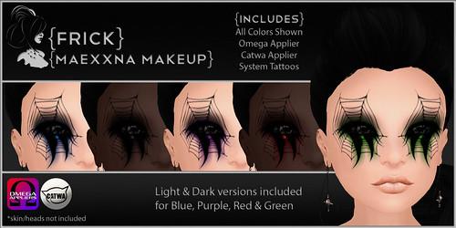 Maexxna Makeup