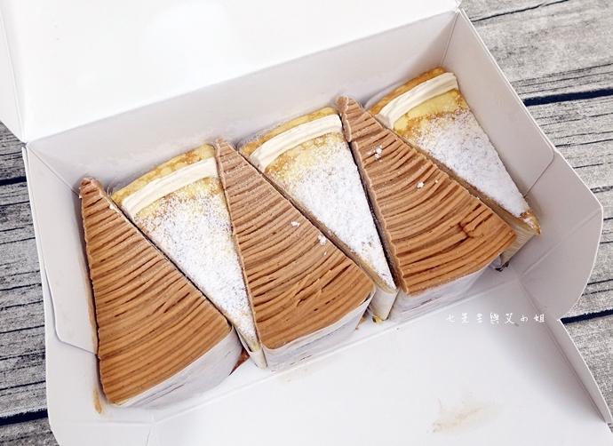 3 台南 神秘千層蛋糕 社團限定人氣團購商品