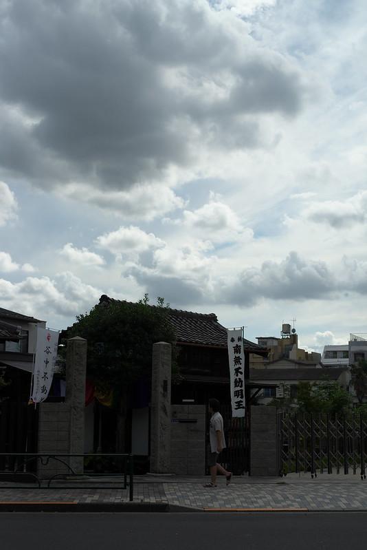 東京路地裏散歩 2016年8月21日