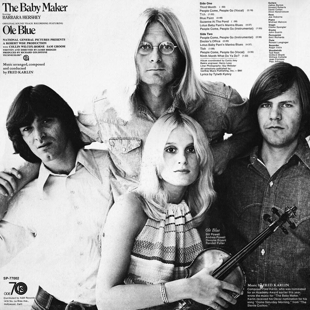 Ole Blue / Fred Karlin - Baby Maker
