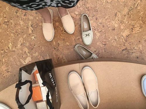 harlan + holden,  nude color shoes
