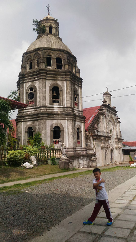 San Guilermo Church - Pampanga