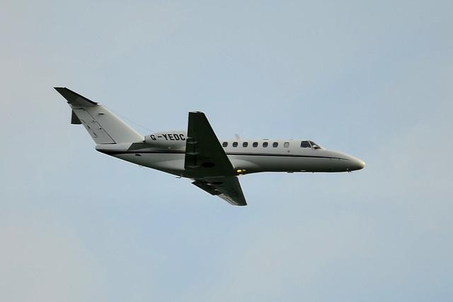 G-YEDC Cessna 525B Citationjet CJ3