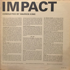 THE BRASS CHOIR:BRASS IMPACT(JACKET D)