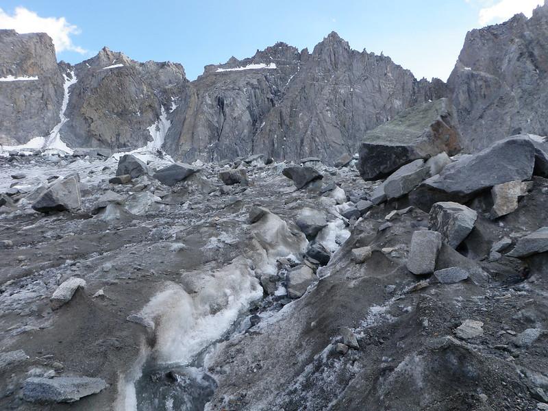 Mount Sill • Palisade Glacier