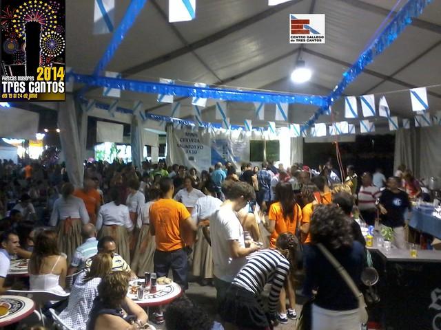Fiestas Mayores Tres Cantos 2014