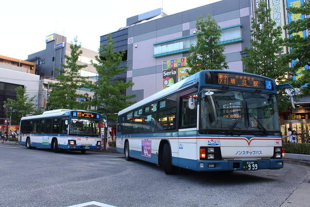 2016/07/27 京成バス E221/E187