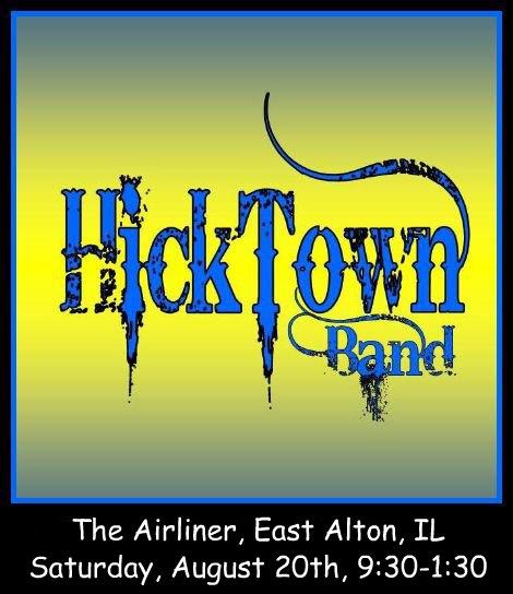 Hicktown 8-20-16