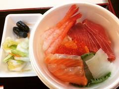 nokke-don❤︎  #aomori #tohoku #japan #nokkedon #のっけ丼 #青森 #東北 #青森魚菜センター