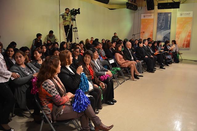 La Facultad de Ciencias de la Comunicación, Turismo y Psicología realizó su Show de Talentos el viernes 30 de setiembre