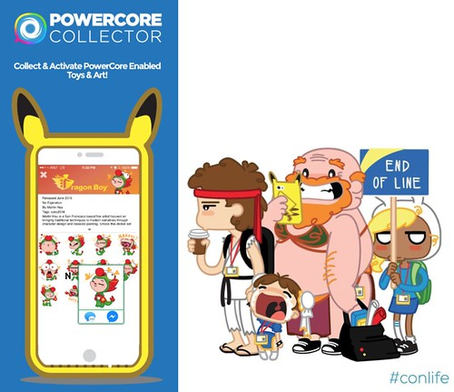 PowerCore Collectors App
