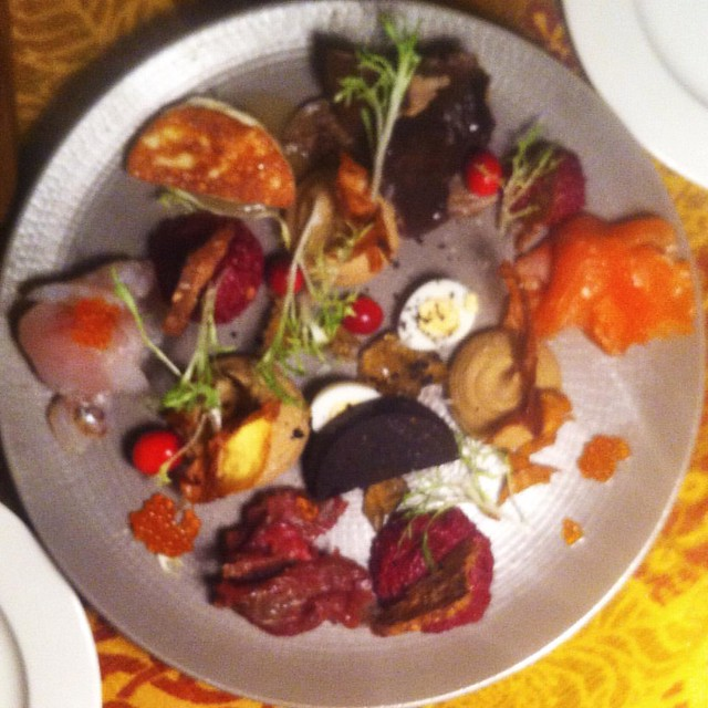 Restaurante Von Krahli AED de Tallin