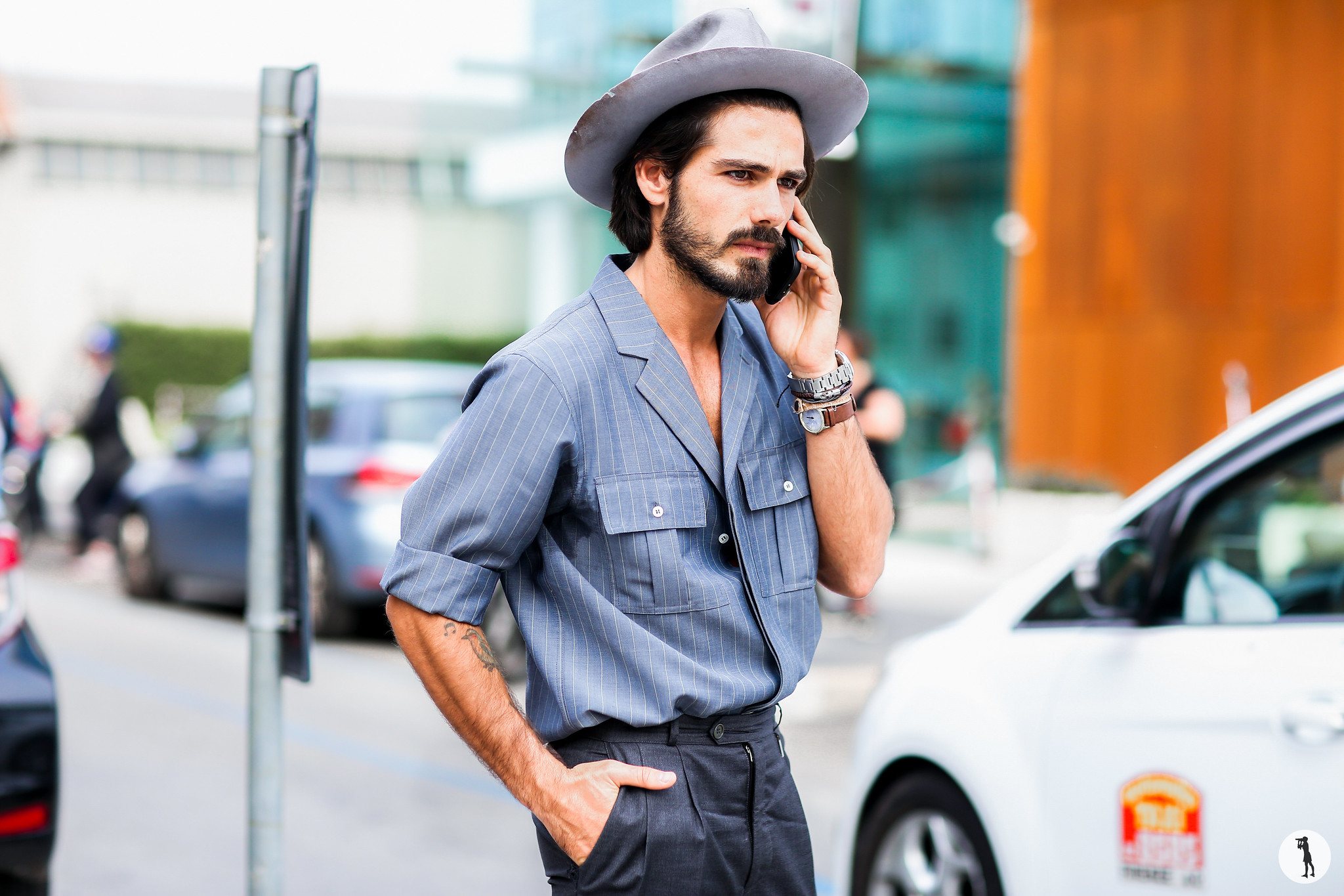 Street style Milan Fashion week Menswear SS16