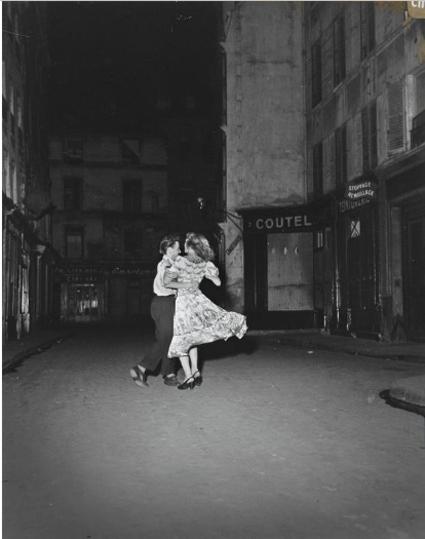 14g14 LA DERNIÈRE VALSE, RUE DES CANETTES, 1949