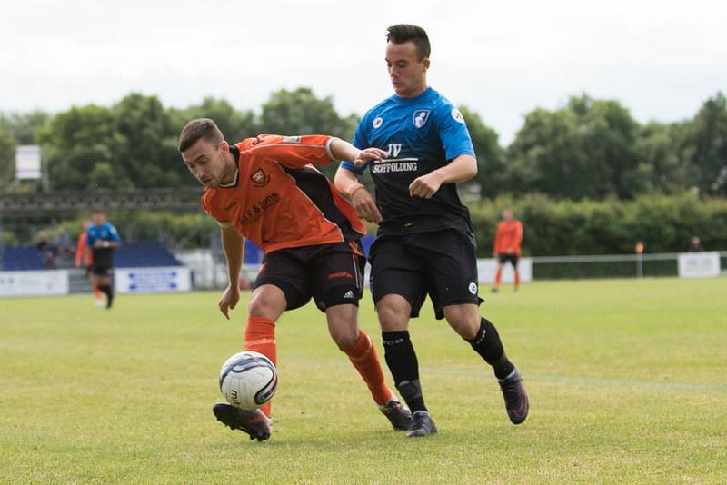 AFC Portchester v AFC Bournemouth 31.07.16