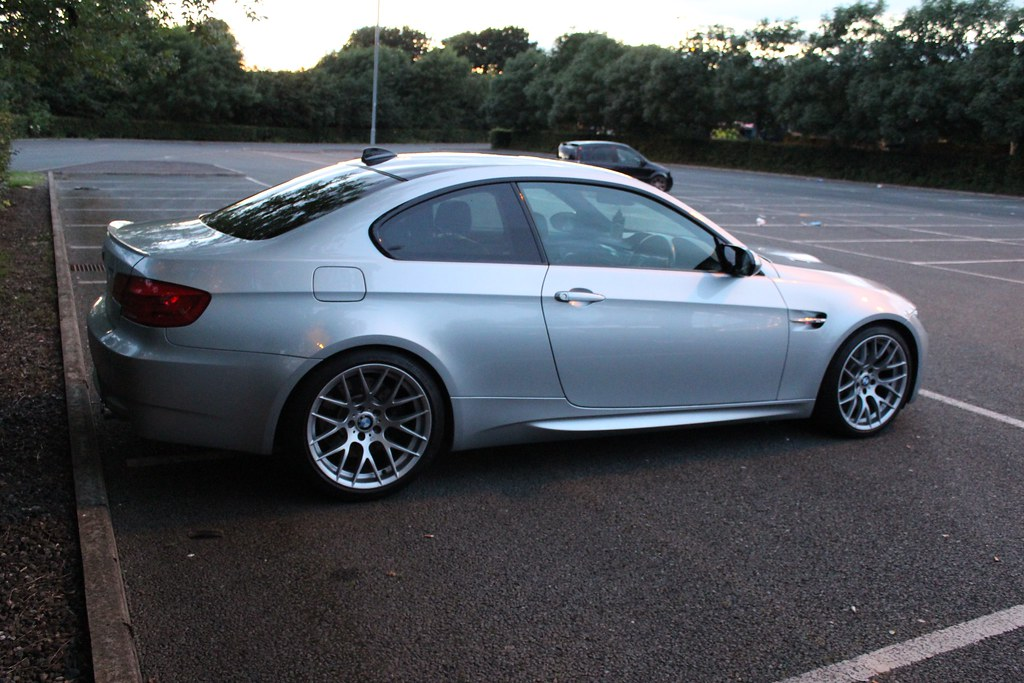 E90 E92 E93 2011 E92 M3 Competition Pack Silverstone