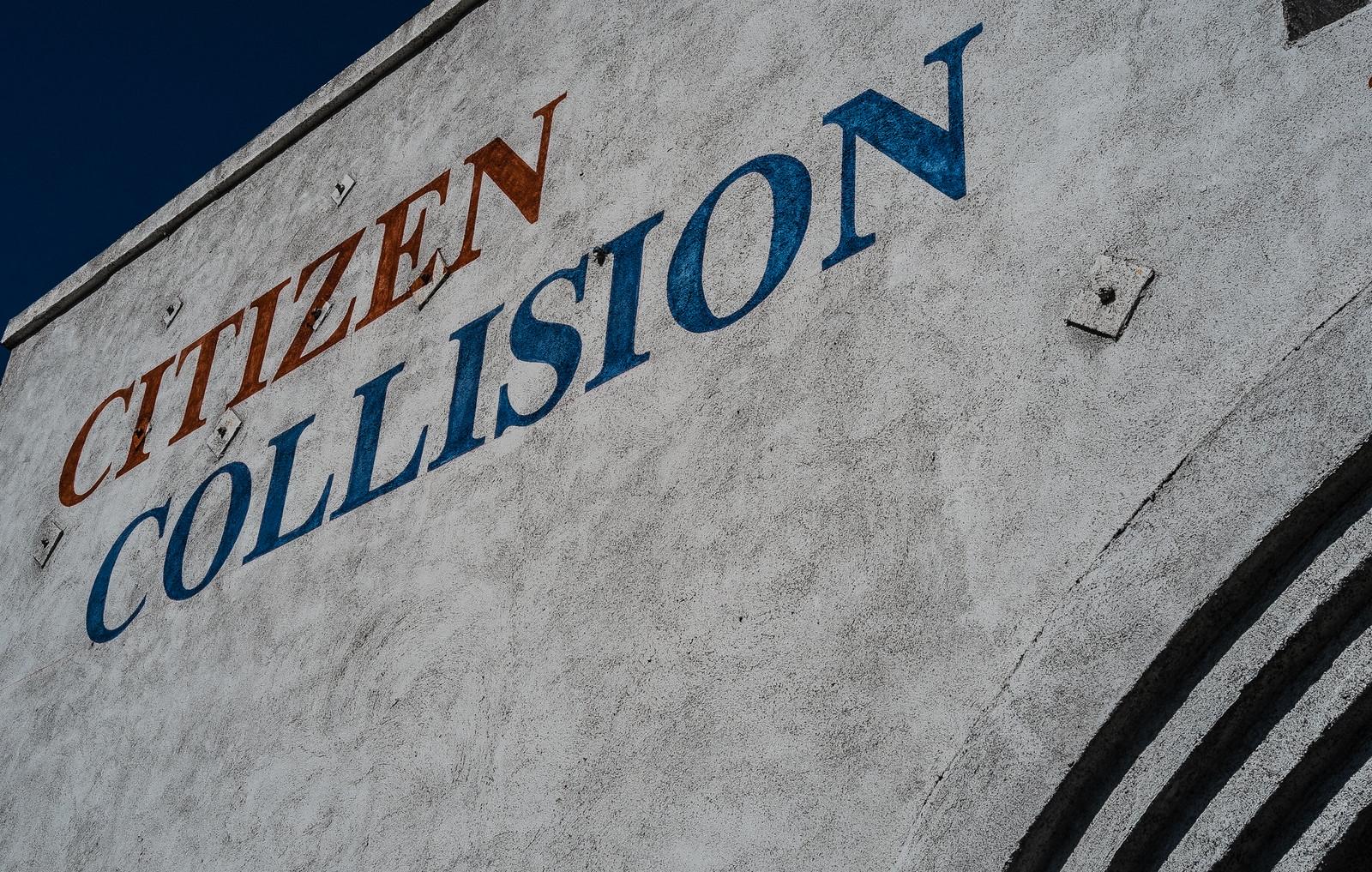 Citizen Collision | by michaelj1998