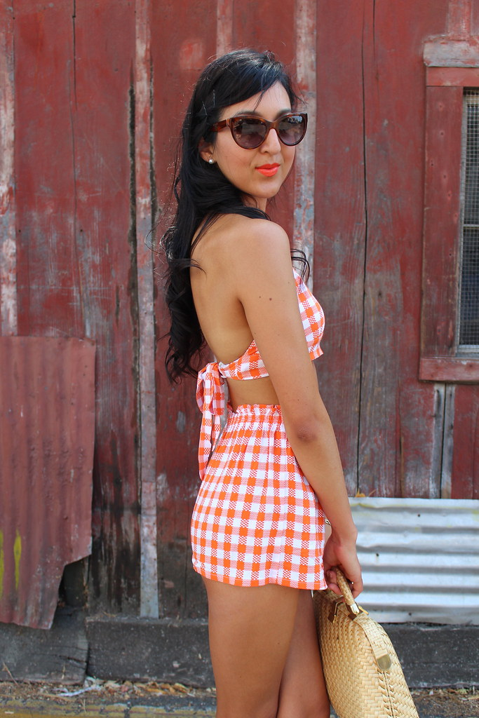 Summer Gingham 1