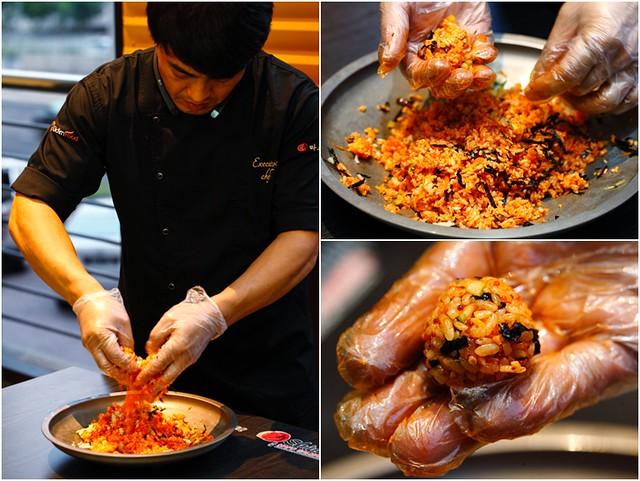 Shinmapo Mixing Korean Sushi Rice