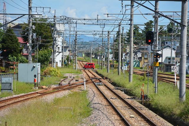 ほくほく線:六日町駅