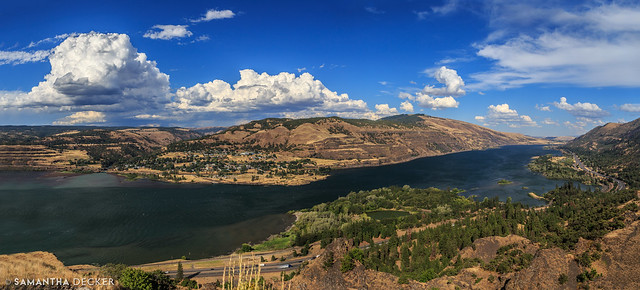 Rowena Crest Overlook