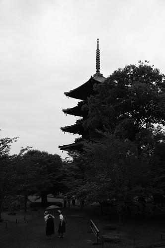 東寺ふたたび