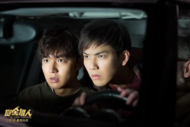 Lee Min Ho Wallace chung