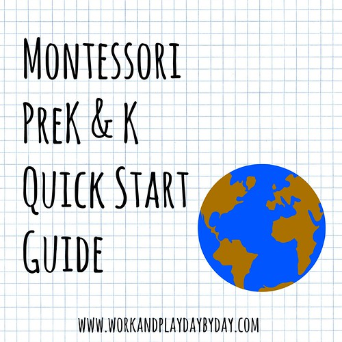 Montessori Preschool Kindergarden Quick Start Guide
