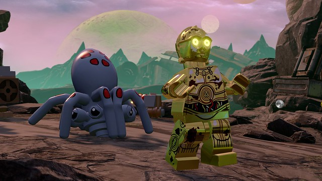 LEGO Star Wars: The Force Awakens Phantom Limb DLC Out Today ...