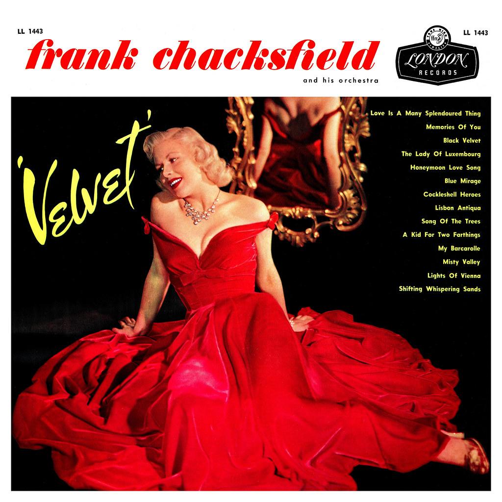 Frank Chacksfield - Velvet