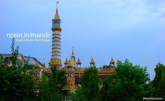 श्री पार्श्वनाथ दिगंबर जैन मंदिर (Shri Parshwanath Digambar Jain Mandir) - Kavi Nagar, Ghaziabad, Uttar Pradesh - 201001