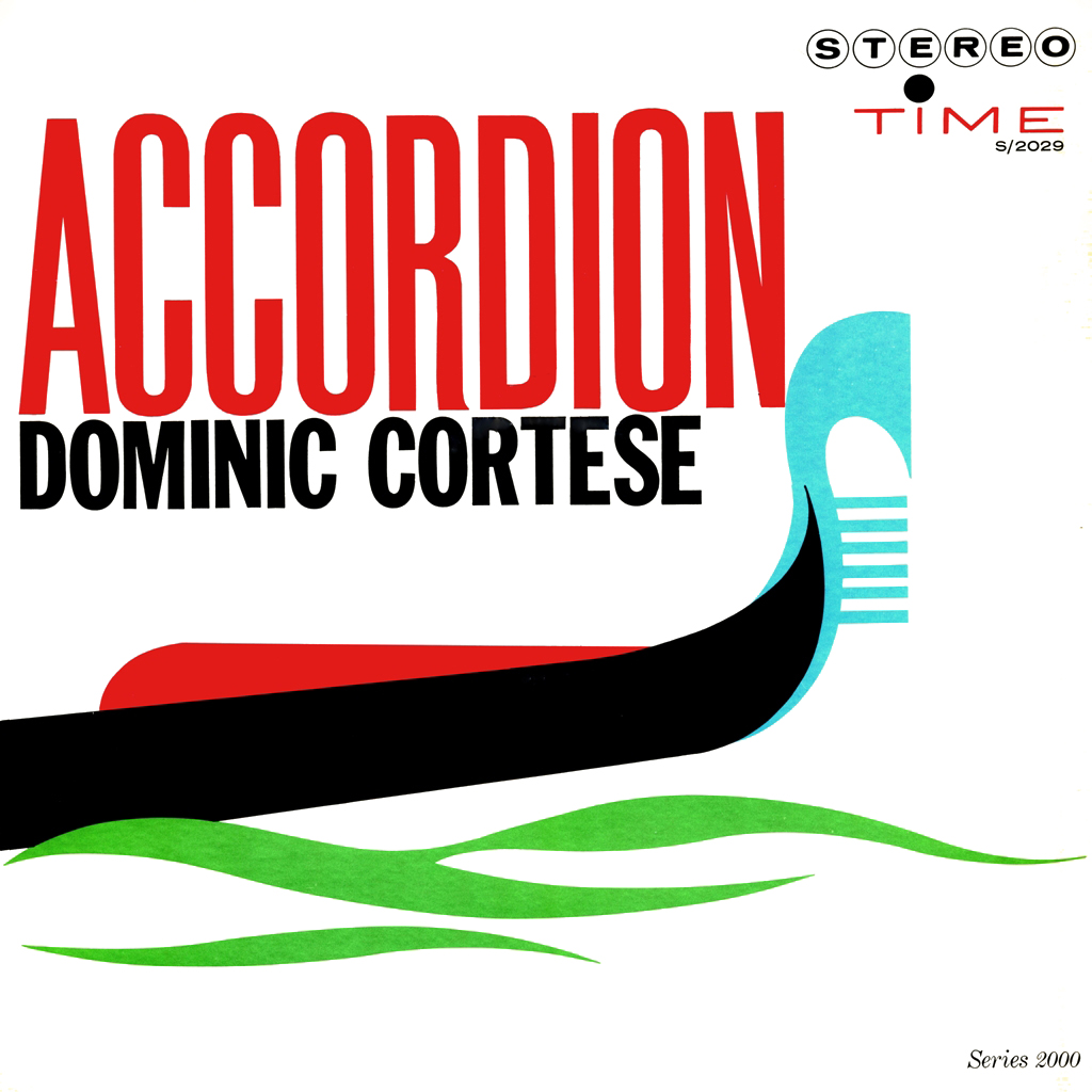 Dominic Cortese – Accordion