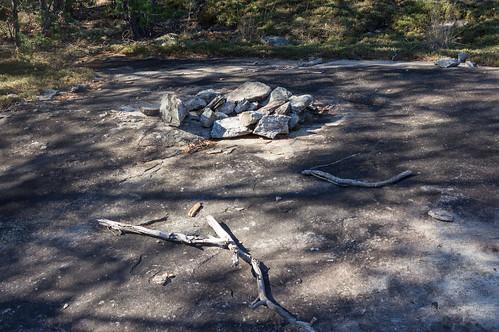 Campfire area - 1