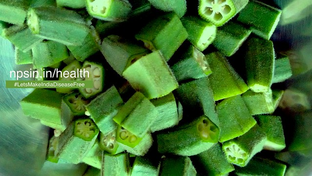 Health Benefits of Green Lady Finger