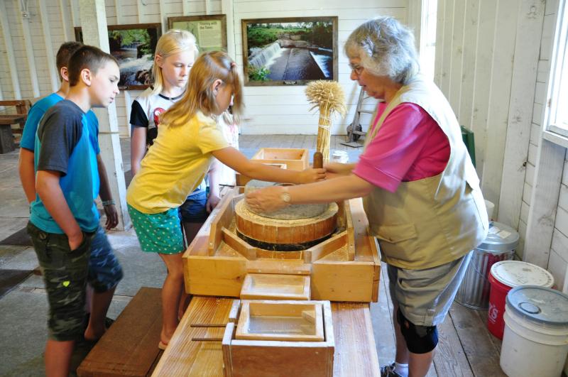 Thompson Flour Mill 4 @ Mt. Hope Chronicles