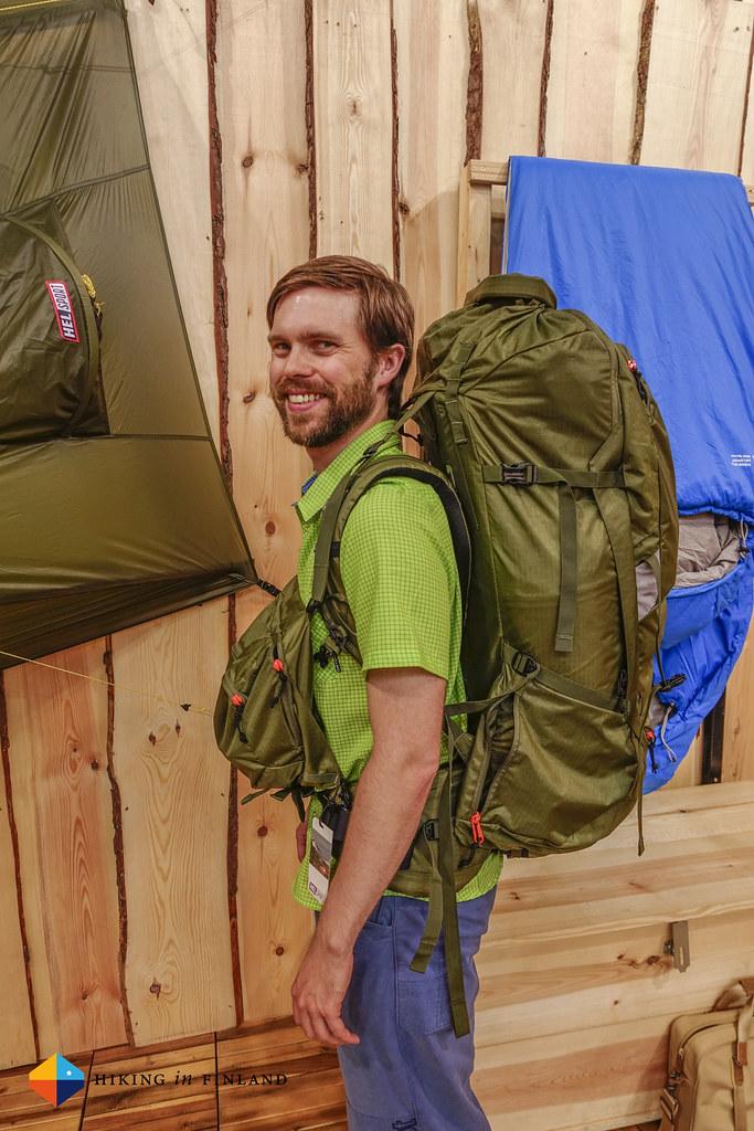 Helsport Alta backpack