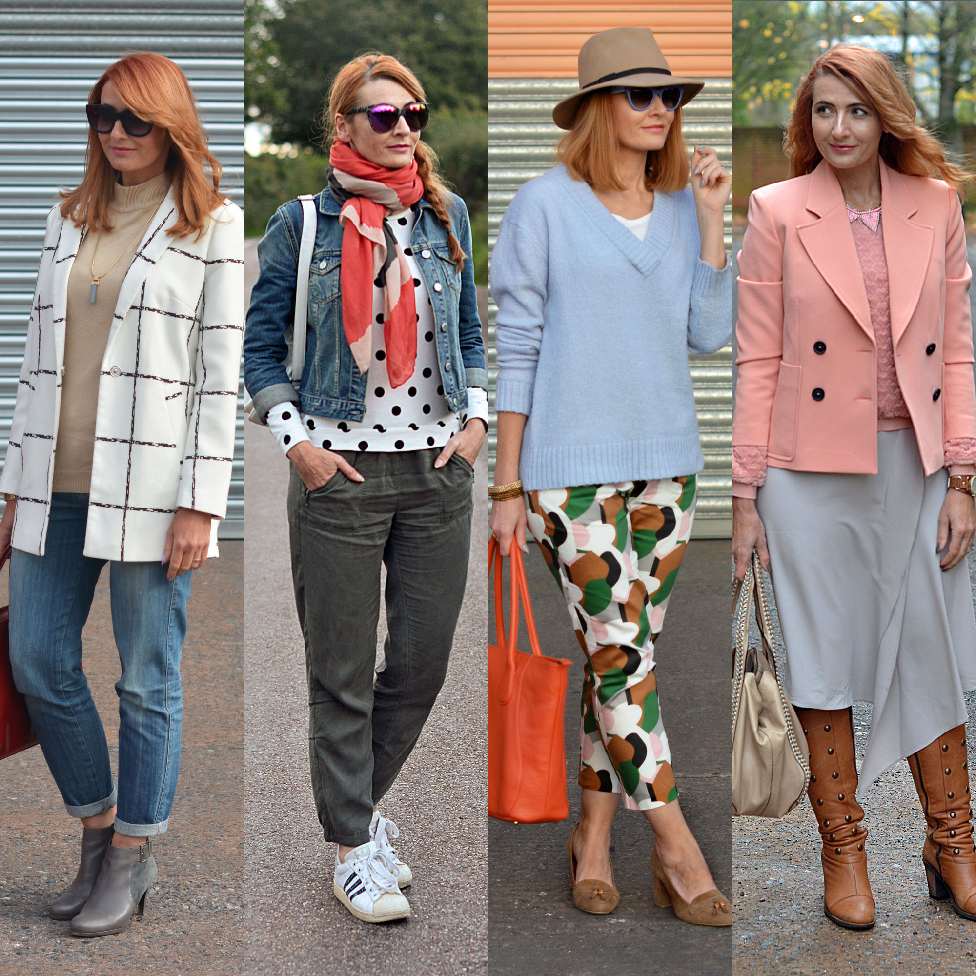6 Great Autumn (Fall) Outfit Ideas, Over 40 Style - Not Dressed As Lamb