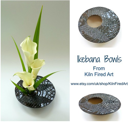 Hares Wrens Swallows And Ikebana Vases Kiln Fired Art Blog
