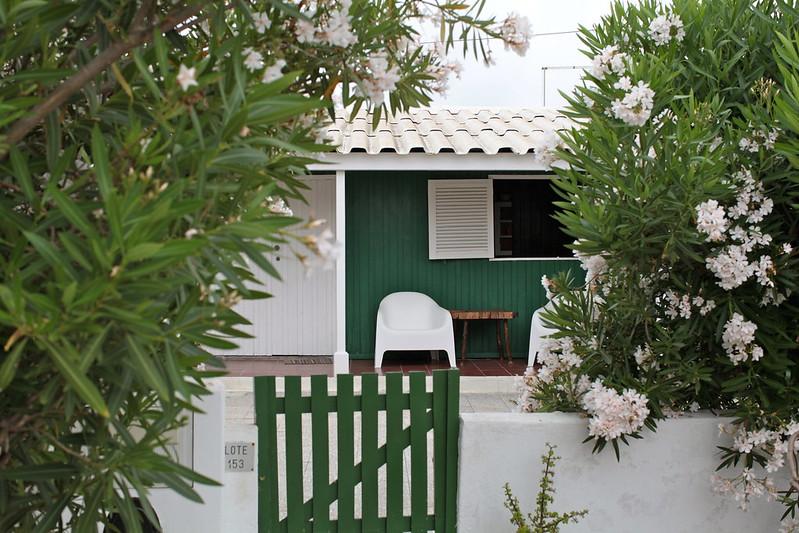 Uma casa na ilha